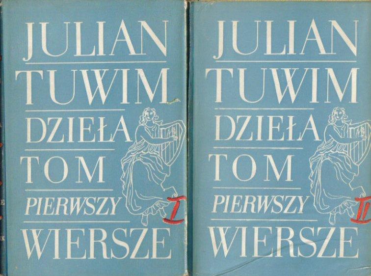 Julian Tuwim Raz Dwa Trzy Blog Andrzejbudzyk