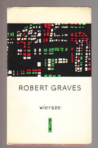 Wiersze Robert Graves Antykwariat Humanitas