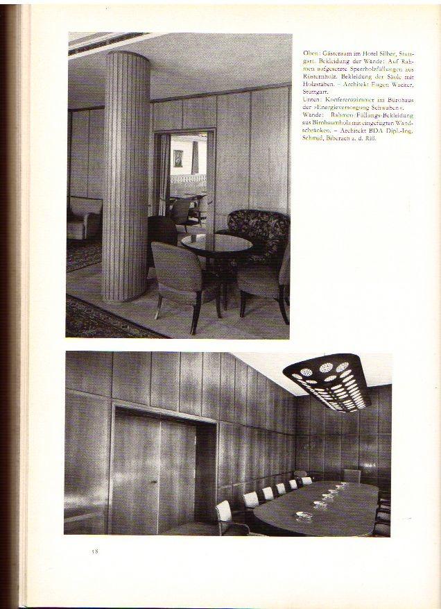 holz in raum konstruktion und ausfuhrung antykwariat. Black Bedroom Furniture Sets. Home Design Ideas