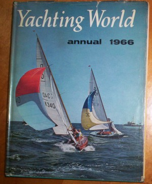 Yachting World Annual 1966..j.angielski