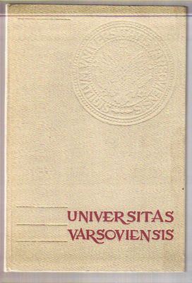Universitas Varsoviensis 1808 - 1818