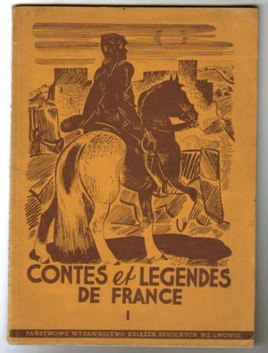 Contes et legendes de France