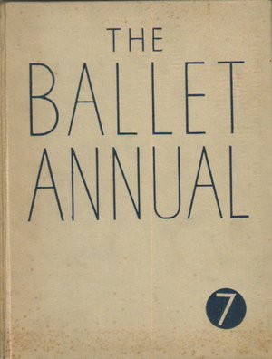 The Ballet Annual 1953..red.A.L.Haskell