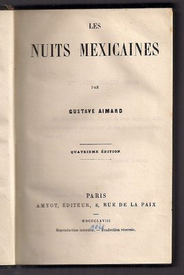 Les nuits mexicaines