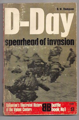 Spearhead of invasion D-Day